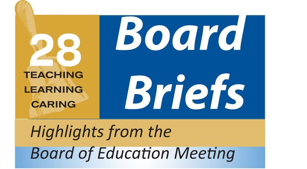 Board Briefs newsletter logo
